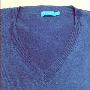 J McLaughlin Men's Sweater -Size Medium
